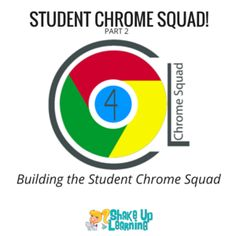 PinterestPart 2: Building the Student Chrome Squad This is a guest post, authored by my friend and colleague, Cody Holt from Royse City ISD in Royse City, Texas. After 11 years as a high school Language Arts teacher, Cody made the transition to the world of instructional technology and his toughest challenge ever–teaching teachers. As a …