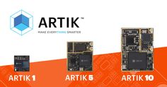 Samsung's ARTIK is a family of modules tailored for the Internet of Things (IoT).