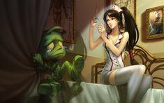 Nurse <3