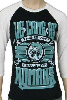 We Came As Romans HAPPENS TO BE MY FAVORITEST BAND EVER IN THE WORLD. <3