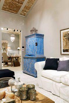 Простота и естественность скандинавского интерьерного стиля   Flamant Home Interiors.