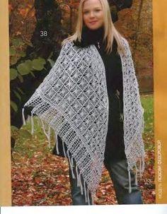 cool Free shawl patterns