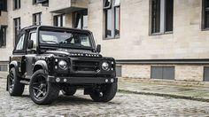 Land Rover Defender 90 SVX. Chelsea Truck Company Land Rover Defender SVX