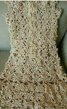 235 mejores imágenes de Vestidos tejidos en diferentes calados y ... 1bfc1d69e2b9