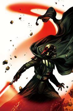 Star Wars: Darth Vader #25 Variant - Kamome Shirahama