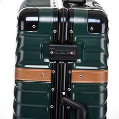 """हार्डसाइड रोलिंग सामान सूटकेस 20 """"24 पर चलें"""" 26 """"2 9"""" चेक किए गए सामान एल्यूमिनियम फ्रेम वीएस पीसी सामान यात्रा ट्रॉली सूटकेस"""