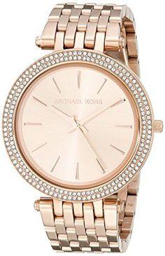 Women's Watches  :    Michael Kors Watches Darci Watch (Rose Gold) Michael Kors www.amazon.com/…  - #Watches https://talkfashion.net/acceseroris/watches/womens-watches-michael-kors-watches-darci-watch-rose-gold-michael-kors-www-amazon-com/