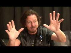 Such a cute video of Eddie! :)