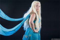 Daenerys Targaryen - Loriart(Lorry) Daenerys Targaryen Cosplay Photo