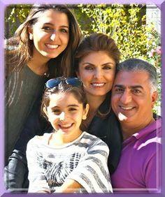 Noblesse Royautés: Princess Iman, Princess Farah, Crown Princess Yasmine, and Crown Prince Reza