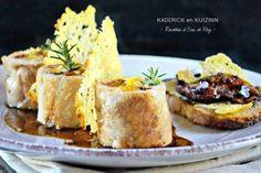 Pour les fêtes de fin d'année, une recette de ballotine de poulet et foie gras poêlé à la plancha réalisée par @kaderick pour la Plancha Eno