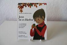 """Vintage Kinderbücher - Kinderbuch """"Jetzt ist es Herbst"""" - ein Designerstück von vintage-wundertuete bei DaWanda"""