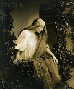 American Opera Soprano Singer Mary Garden
