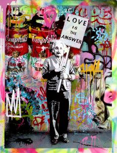 Mr Brainwash ~ Love is the Answer