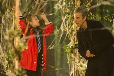 Review: 'Doctor Who' Season 8 Episode 10, 'In the Forest of Night,' Was As Wooden As Its Trees