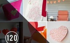 120 Valentine's Day DIYs