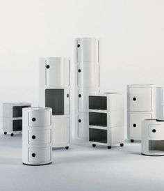 Storage units: Componibili by Kartell