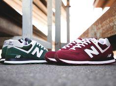 """8e12fabecf996b New Balance 574 """"Core Plus"""" Pack  NB  NB574  NewBalance New Balance"""