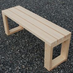 """Plank Bank in Kiefer – – Source by Related posts: Slimme hoek. Ipv … Continue reading """"Plank Bank in Kiefer – – Awesome Woodworking Ideas, Woodworking Projects Diy, Woodworking Furniture, Diy Wood Projects, Woodworking Plans, Woodworking Techniques, Wood Crafts, Repurposed Wood Projects, Wooden Pallet Projects"""