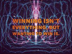 Winning isn't everyt...
