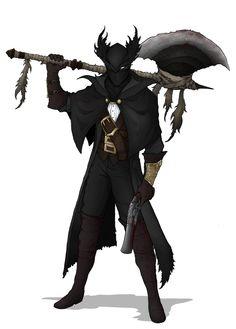Bloodborne - Hunter- Art of Krump