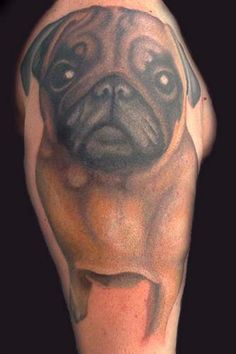 More tattoos dogs