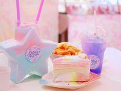 Any Lisa Frank devotée would flip over this rainbow-hued Unicorn Cafe in Bangkok, Thailand.