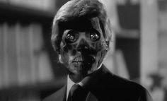 Check out all the awesome creepy gifs on WiffleGif. Including all the gifmovie gifs, black and white gifs, and mixed soup gifs. Page 279 Sci Fi Movies, Scary Movies, Horror Movies, They Live Movie, Science Fiction, Terrifying Halloween, Halloween Gif, Spooky Scary, Cinema