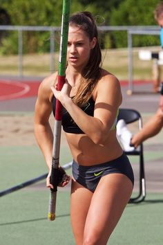 Athlete Motivation, Female Surfers, Sport Bikinis, Beautiful Athletes, Pole Vault, Women Volleyball, Cute Young Girl, Female Athletes, Women Athletes