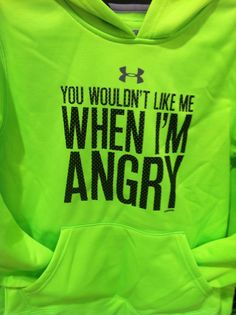 Under armour hoodie need this for a powerlifting meet!
