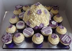 Divorced diva cupcakes