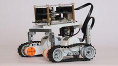 Make a LEGO Robot With a Raspberry Pi