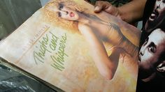 #Bette #Midler Thighs & Whispers #album #music Classic?  #lmao