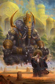 Meditation, Firat Solhan on ArtStation at https://www.artstation.com/artwork/meditation-7d3c1f6f-2b14-4fe8-9f78-5f9232213a87: