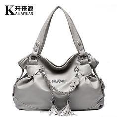 High quality PU Leather Bags for women Pu Leather 244314788c236