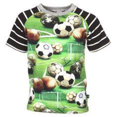 Echt een leuk shirt voor het WK van Molo!