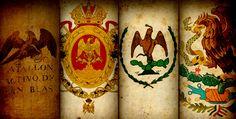Historia de la Bandera de México (2da parte)   México Desconocido
