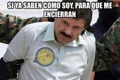 El Chapo Guzman se les volvio a escapar...