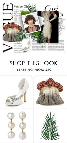 """""""Yes, Please"""" by michelle858 ❤ liked on Polyvore featuring Whiteley, Louis Vuitton and Nika"""