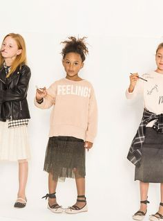 zara New Autumn editorial Cute Toddler Girl Clothes, Modern Baby Clothes, Designer Baby Clothes, Tween Fashion, Fashion 101, Child Fashion, Fashion Clothes, Dope Outfits, Girl Outfits