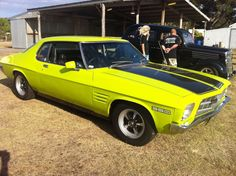HOLDEN HQ MONARO 350 GTS COUPE