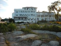 The North Shore Bride: Gloucester Ma Wedding Venue Emerson Inn by the Sea #inns