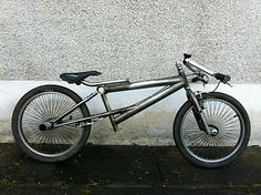 Cyclesguff: gravity bike