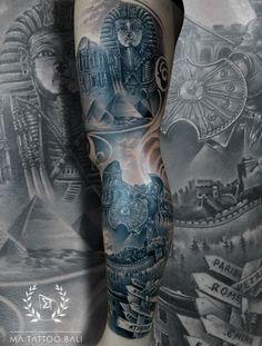Surrealism Sleeve Tattoo by : Prima #MaTattooBali #BlackgreyTattoo #LegSleeveTattoo #BaliTattooShop #BaliTattooParlor #BaliTattooStudio #BaliBestTattooArtist #BaliBestTattooShop #BestTattooArtist #BaliBestTattoo #BaliTattoo #BaliTattooArts #BaliBodyArts #BaliArts #BalineseArts #TattooinBali #TattooShop #TattooParlor #TattooInk #TattooMaster #InkMaster #AwardWinningArtist #Piercing #Tattoo #Tattoos #Tattooed #Tatts #TattooDesign #BaliTattooDesign #Ink #Inked #InkedGirl #Inkedmag #BestTattoo… Ma Tattoo, Piercing Tattoo, Tattoo Shop, Tattoo Studio, Tattoo Master, Ink Master, Fine Line Tattoos, Cool Tattoos, Leg Sleeve Tattoo