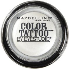 Amazon.com: Maybelline 24 Hour Eyeshadow, Too Cool, 0.14 Ounce: Beauty