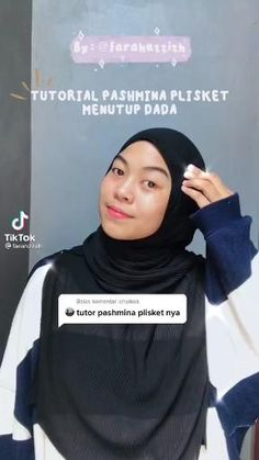 Simple Hijab Tutorial, Hijab Style Tutorial, Casual Hijab Outfit, Ootd Hijab, Hijab Fashion Inspiration, Style Inspiration, Pashmina Hijab Tutorial, Vogue Models, Islamic Fashion