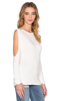 Shop for Bailey 44 McVie Top in Cream at REVOLVE. Free 2-3 day shipping and returns, 30 day price match guarantee.
