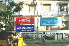 Battle of the brands: Pepsi vs Coke Advertisements