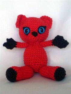 Cancer Kitten - Crochet Me
