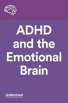 If your child has ADHD, you probably know about the major symptoms. Trouble focusing. Impulsivity. And in some cases, hyperactivity. But many kids with ADHD share another symptom that often isn't mentioned. They have trouble managing their emotions.